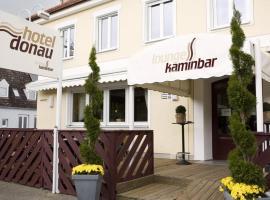 Hotel Donau, hotel in Donauwörth