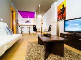 Apartamentos 16:9 Suites Almería, apartment in Almería