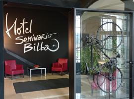 Hotel Seminario Aeropuerto Bilbao, hotel cerca de Aeropuerto de Bilbao - BIO,