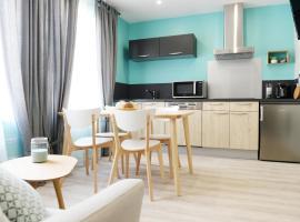 O2 Horizon, apartment in Le Tréport