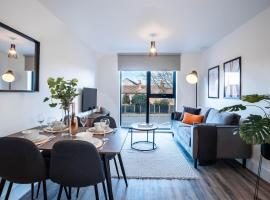 The Interchange Opulent Living Serviced Accommodation Manchester, 2 Bedroom Apartments Available, Book Today, hotel in Manchester