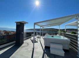Sky Garden Trogir, hotel in Trogir