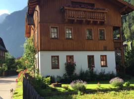 Appartement Emilia, Ferienwohnung in Hallstatt