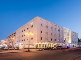 Mena Hotel Tabuk, hotel em Tabuk