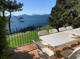 Casas 1ª línea ría de Vigo, hotel en Vigo