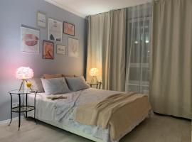 """Comfort & Relax Home """"Dreams in the clouds"""", hotel near Shchyolkovskaya Metro Station, Moscow"""