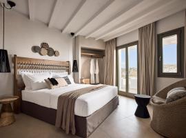 Nival Boutique Hotel, hotel in Apollonia
