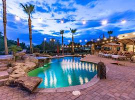 Ritz Carlton Private Resort - Movie Theater, Lagoon Pool, Exclusive, villa in Scottsdale