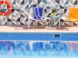Hotel Novotel Sevilla, hotel cerca de Aeropuerto de Sevilla - SVQ, Sevilla