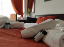 Hotel SOREA REGIA, hotel v blízkosti zaujímavosti Výstavisko Incheba (Bratislava)