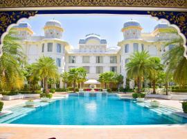 The Leela Palace Jaipur, hotel in Jaipur