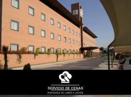Posadas De España Cartagena, отель в городе Картахена