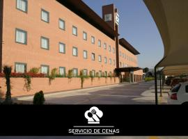 Posadas de España Malaga, hotel i Málaga