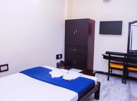 Prana Grande, hotel in Pondicherry