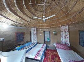 Vamoose Shri Ram Wild Desert Resort, homestay in Bikaner