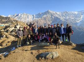 Triund Terrestrial Adventure, luxury tent in Dharamshala