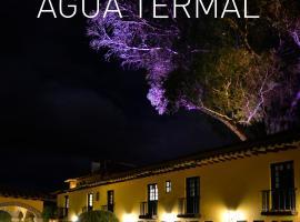 Hotel Hacienda El Salitre, hotel in Paipa