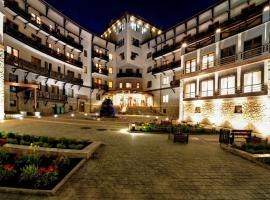 Apart-Hotel Chale Graal, hotel in Truskavets