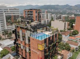 Masaya Medellin, hotel in Medellín
