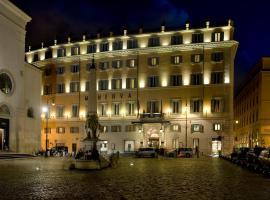 Grand Hotel De La Minerve, hotel in Pantheon, Rome