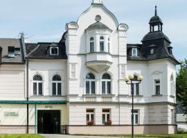 Hotel Zvonarna, hotel in České Budějovice