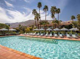 The Colony Palms Hotel and Bungalows, hotel near Palm Springs International Airport - PSP, Palm Springs