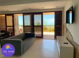 Residencial Del Mar - Apartamentos, hotel in Baía Formosa