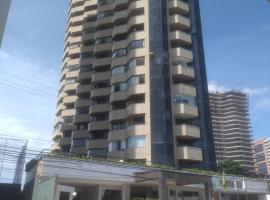 Beira Mar Golden Flat 1655, apart-hotel em Fortaleza