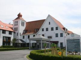 Corsendonk Duinse Polders, Hotel in Blankenberge
