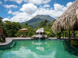 Arenal Manoa & Hot Springs, hotel en Fortuna