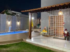 Belíssima casa em Marechal Deodoro, Alagoas, pet-friendly hotel in Marechal Deodoro