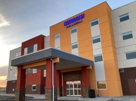 Meridian Inn & Suites Regina Airport, Hotel in Regina