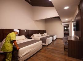 Sirari Suites by Regina, отель в городе Санта-Крус-де-ла-Сьерра