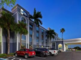 Best Western Fort Myers Inn and Suites, Hotel in der Nähe vom Flughafen Southwest Florida - RSW, Fort Myers