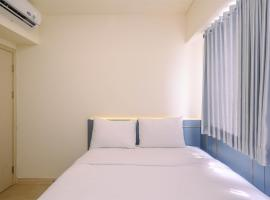 Comfort and Strategic 3BR Meikarta Apartment By Travelio, apartment in Bekasi