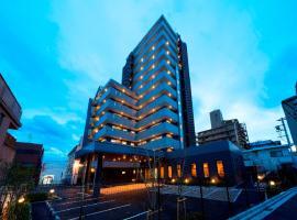 HOTEL ROUTE-INN Osaka Takaishi Hagoromo Ekimae, hotel near Kansai International Airport - KIX, Takaishi