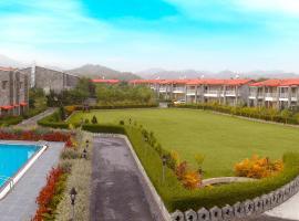 Lal Bagh, spa hotel in Ranakpur