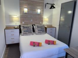 Hotel et Résidence Chez Gino Le Touquet-Etaples, hotel near Le Touquet Airport - LTQ, Étaples