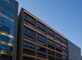 TORIFITO HOTEL & POD Kanazawa, hotel a capsule a Kanazawa