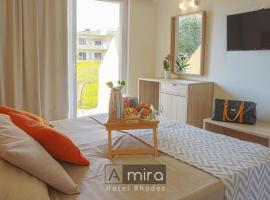 Amira Hotel Rhodes, отель в Родосе