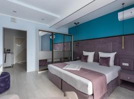 Hotel Vogue, hotel in Anapa