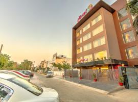 Hotel 91 Huda, hotel near Medanta Hospital, Gurgaon