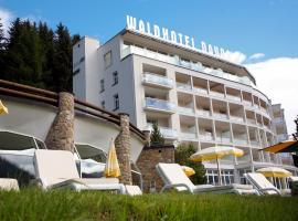 Waldhotel Davos - for body & soul, hotel in Davos