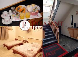 Pleasant Place Hotel, acomodação com cozinha em São Paulo