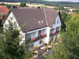 Pension Ethner, Pension in Bad Driburg