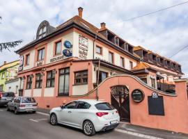 Hotel Bacchus, hotel poblíž významného místa Afrika Museum, Keszthely
