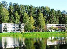 Санаторий Горки Минобороны России, hotel near Spas-Kamenka Ski Lift 3, Gorki