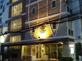 Sunset Residence Pinklao, B&B in Bangkok
