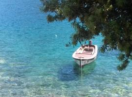 Mljet 4 You - seafront apartment, apartment in Sobra