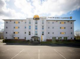 Premiere Classe Lisieux, accessible hotel in Lisieux